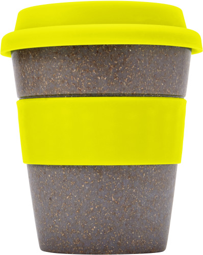 Coffee To Go Becher Bamboo Aus Bambus 7874 Bedrucken