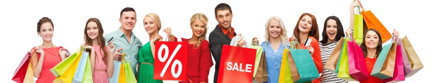 Sale items and closeout promotional gifts