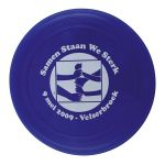 Frisbee 210 mm. with rings blue 887536