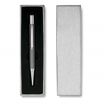 Brushed ballpen and giftbox MO8407