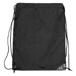 Nylon Backpack black 201318