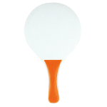 Beach-tennis-set in little net orange 880086
