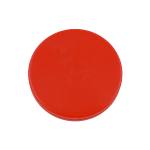 Yo-Yo 50 mm. rounded off red 816076