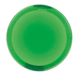 Mirror round Ø 68 mm lime green 890413