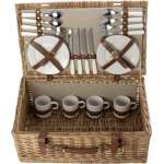 Picnic basket for 4 people 5795