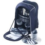Picnic rucksack for four people 2645