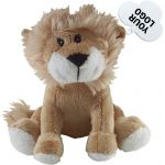 Soft toy lion 5339