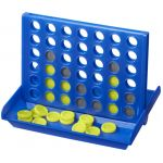 Luke 4-in-a-row game royal blue 110056