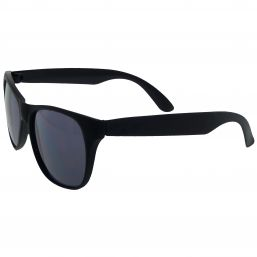 Trendy sunglasses with UV protection black 9691