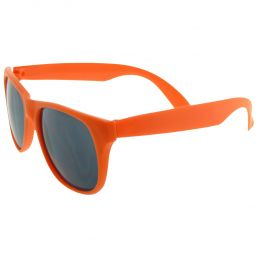 Trendy sunglasses with UV protection orange 9691