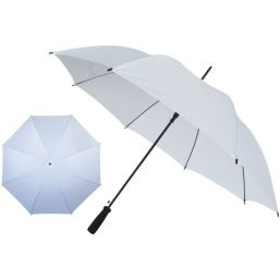 High quality promotional umbrella white 9701