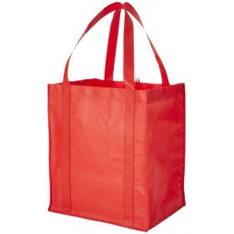 Liberty grocery Tote rood 119413
