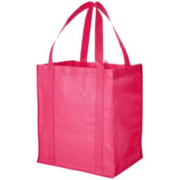 Liberty grocery Tote magenta 119413