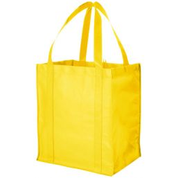 Liberty grocery Tote yellow 119413