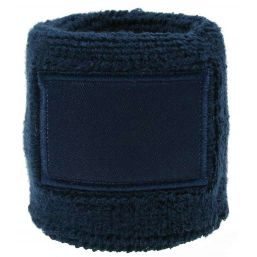 Polsband met label navy 1520