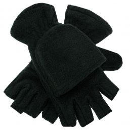 Half Finger Gloves black 1865