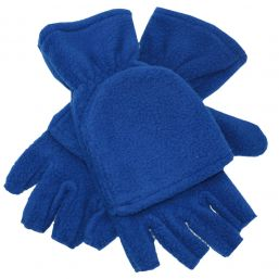 Half Finger Gloves royal blue 1865