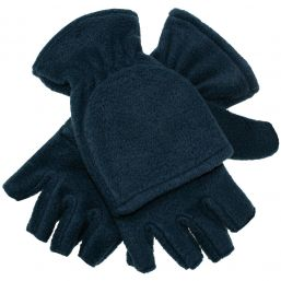 Half Finger Gloves navy 1865