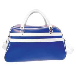 Sac de sp bleu royal/blanc 6340