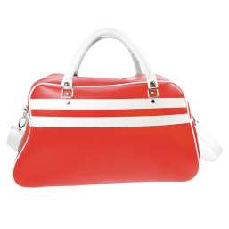 Sac de sp rouge/blanc 6340