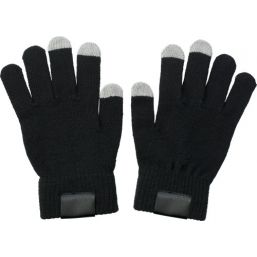 Gloves for capacitive screens black 5350