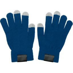Gloves for capacitive screens blue 5350