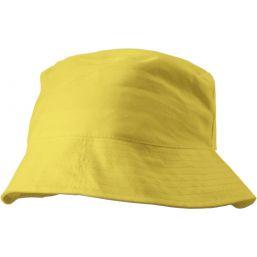 Sun hat yellow 3826