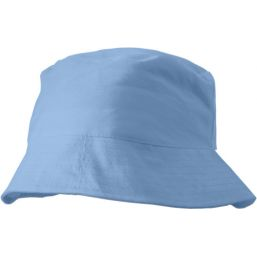 Sun hat light blue 3826