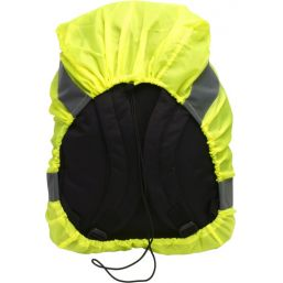 High visibility backpack cover 5492