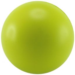 Stressbal Ø 63 mm lime 9355
