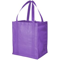 Liberty grocery Tote lavender 119413