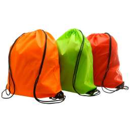 Additional image of Polyester drawstring backpack